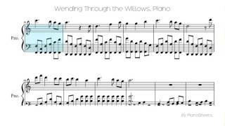 Wending Through the Willows [Piano Solo]