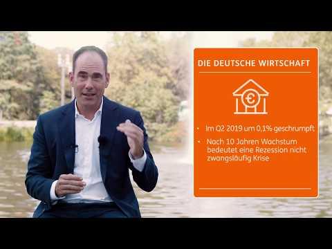 Blick auf die Finanzmärkte mit Carsten Brzeski | 28.08.2019