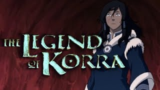 The Legend Of Korra: Book Two: Spirits / AMV Fan Trailer (ENG, RUS SUBS)