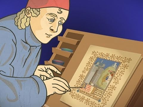 The Structure of a Medieval Manuscript