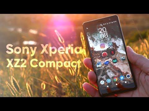 Обзор Sony Xperia XZ2 Compact. Единственный компактный флагман.
