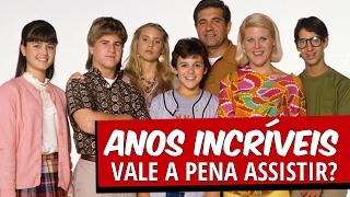 ANOS INCRÍVEIS | THE WONDER YEARS | CONHEÇA A SÉRIE| CANAL SUPER FANS