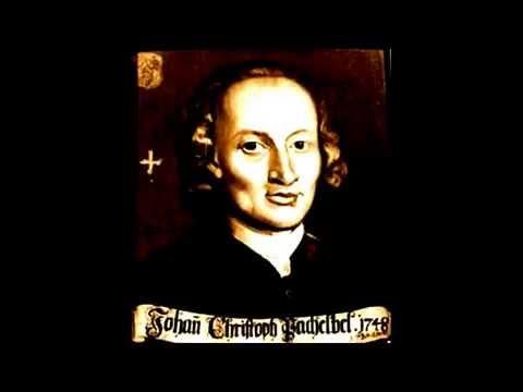 J. Pachelbel - Canon in D major (Harpsichord version)