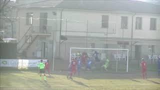 Campionato Eccellenza 2019/2020 20a giornata: Fratres Perignano - Cascina (sintesi)