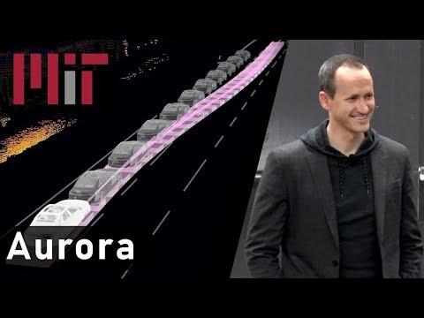 MIT Self-Driving Cars: Sterling Anderson, Co-Founder, Aurora