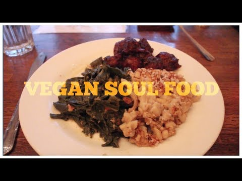 VEGAN SOUL FOOD IN HARLEM