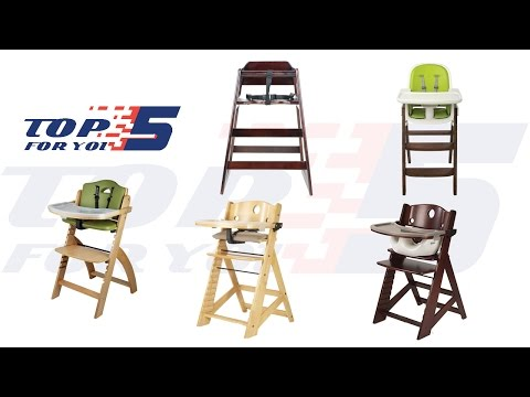 Top 5 Best Wooden High Chair For Babies 2017 - 2018