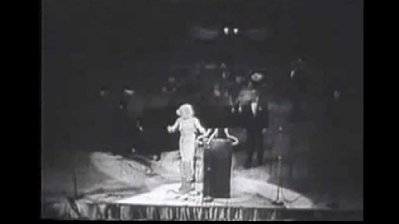 Marilyn Monroe  Happy Birthday Mr President  YouTube