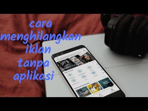Cara Blokir Iklan di Layar HP Smartphone Tanpa Aplikasi Halo guys, Di video ini saya akan berbagi tu.