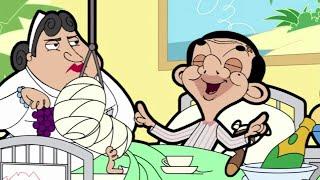 Mr. Bean Nurse  Full Episode  Mr Bean Cartoon Express