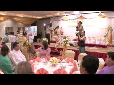rakhine(arakanese) wedding