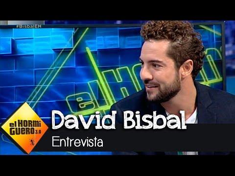 Las divertidas imitaciones de David Bisbal en El Hormiguero 3.0