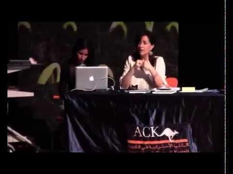 Maha Nammour (مهـى نمـور) - Australian College of Kuwait (ACK)