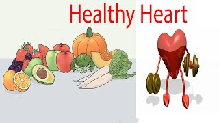 How to get a healthy heart | 4 ways #google.com #health and beauty care