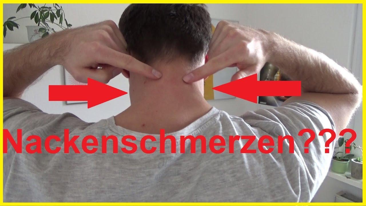 nackenschmerzen 220bungen nackenverspannungen 220bung gegen
