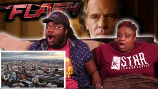 The Flash Season 4 Episode 13 : REACTION WITH MOM!!