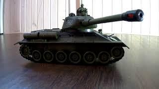 Огляд іграшкового танка Т-34-85 на радіоуправлінні