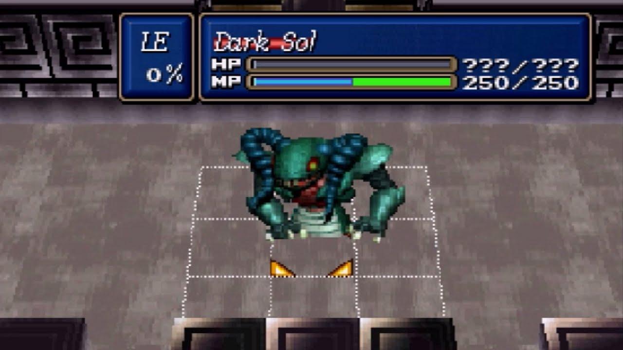 Shining Force 3: Premium Disc (Battle 9 - Dark Sol)