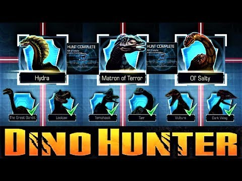 Dino Hunter Deadly Shores [Region 7] [Trophy & Exotic Series Hunting]