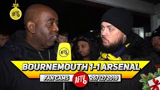 Bournemouth 1-1 Arsenal | Xhaka & Torreira Policed The Midfield Well! (DT)