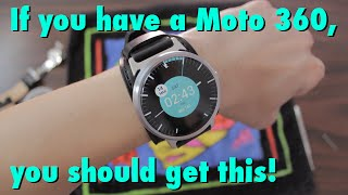 Do you have a Moto 360? You might want this, SteelConnect Unboxing