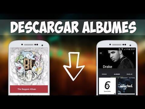Descargar Musica Gratis en Android | Bajar Albumes en 1 TOQUE