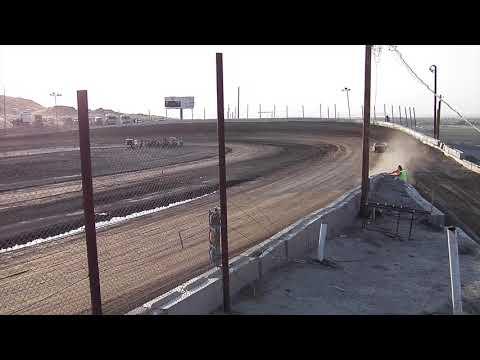 Rattlesnake Raceway 7/04/18 Mod Mini Heat 2