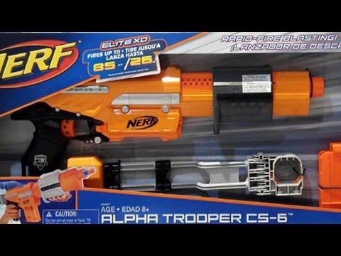 NERF NEWS: XD Alpha Trooper