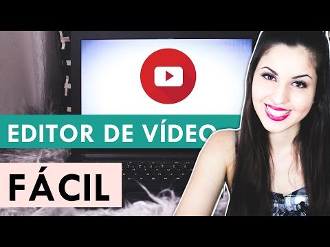 Editor de vídeos fácil - Como editar um vídeo completo no Movavi.