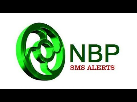HOW TO CHECK BANK BALANCE OF NBP ACCOUNT || SMS ALERTS |♧