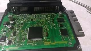 Reparación de ecu Nissan Qg 15