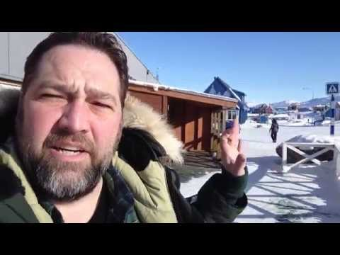 Thoughts on downtown Ilulissat, Greenland