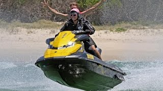JetSKi TV   2015 Yamaha FX SVHO with RiDE