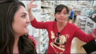 MOM ALMOST GOT INTO A FIGHT ON BLACK FRIDAY! | Vlogidays 2016 Day 7