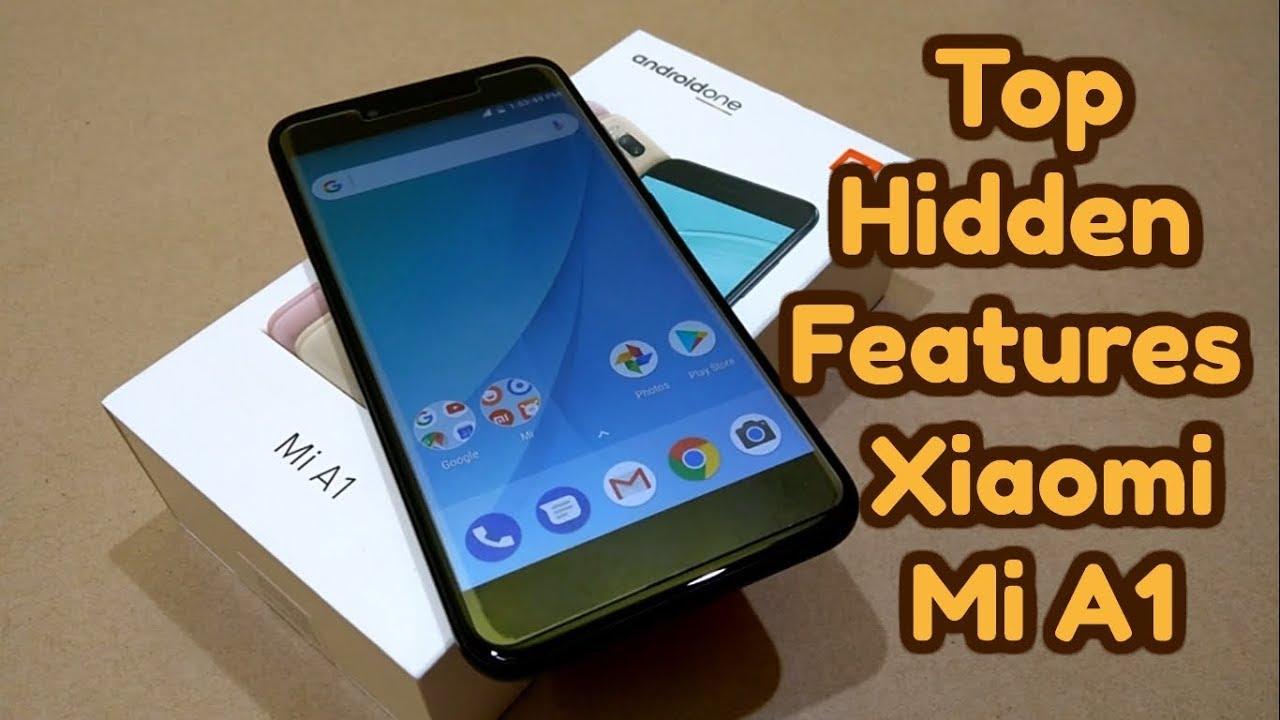 Xiaomi Mi A1 Top 10+ Hidden Features , Advance Features , Best Features !  Tips & Tricks !! HINDI