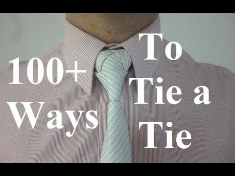 How to tie the zelda triforce knot for your necktie tie youtube ccuart Choice Image