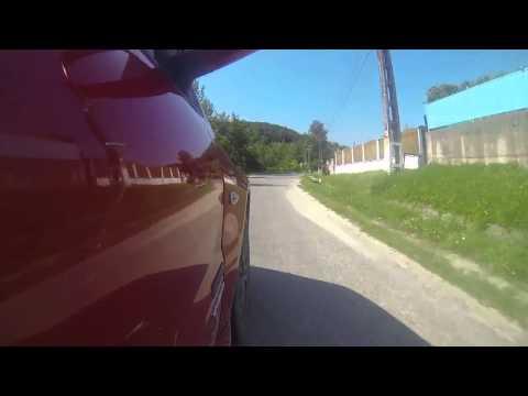 Mitsubishi Lancer EVO VIII550BHP   TEST DRIVE