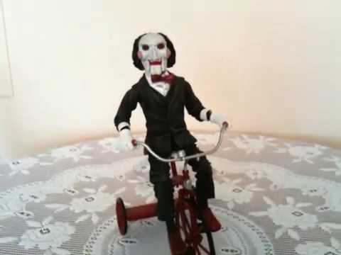saw billy the puppet youtube