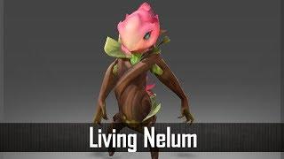 Dota 2: Store - Nature Prophet Treant - Living Nelum