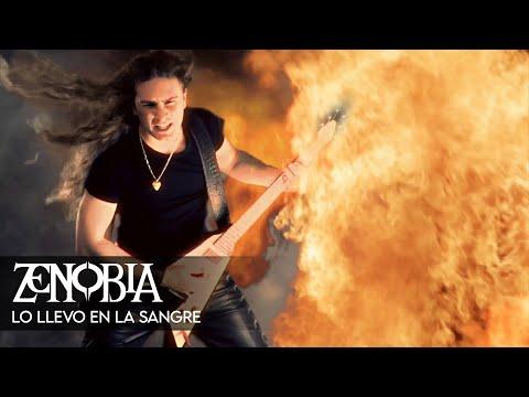 Zenobia - Lo llevo en la sangre [VIDEOCLIP OFICIAL]