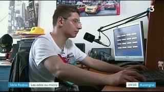 France 3 Auvergne - Reportage Webradio