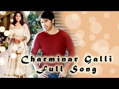 Charminar Galli Full Song || Kotha Janta Movie || Allu Sirish, Regina Cassandra