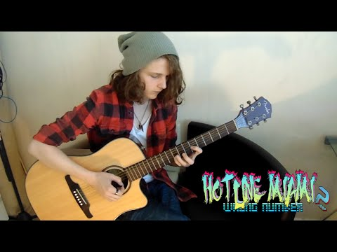 Hotline Miami 2: Wrong Number - Blizzard Acoustic Cover Feat. Dacian Grada