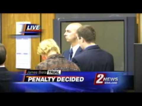 James Biela Sentenced To Death For Murder of Brianna Denison