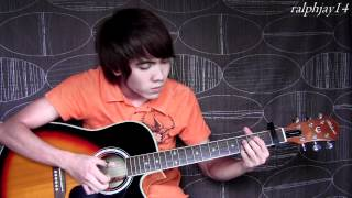 12:51 - Krissy and Ericka (fingerstyle guitar cover)