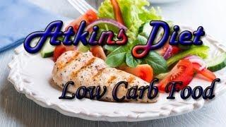 Atkins Diet Reviews - Low Carb Atkins Diet Foods