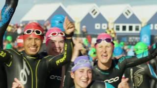 The SunSmart IRONMAN Western Australia took place on 4 December 201...