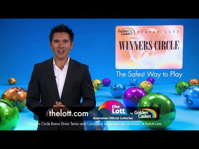 Winners Circle Weekly Bonus Draw Results Draw 1094  - the Lott