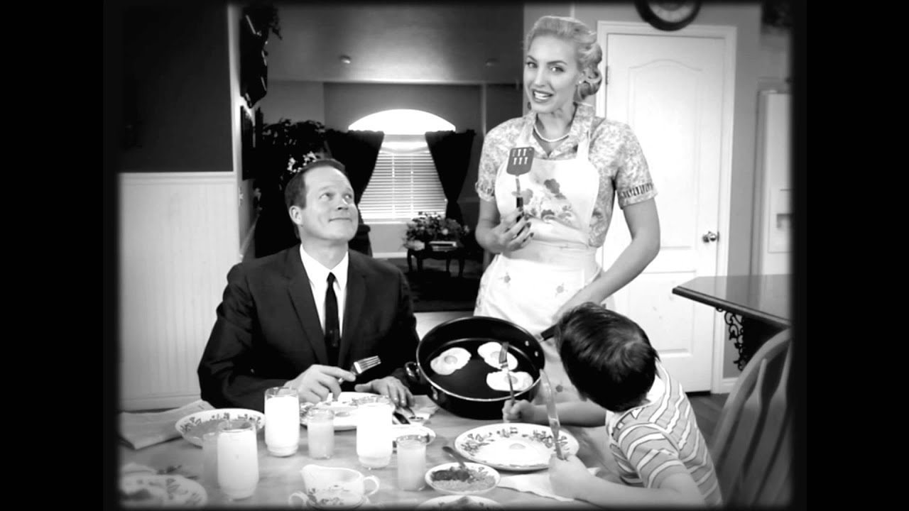 The Healthy Home 50s Commercial Non Stick Cookware Youtube