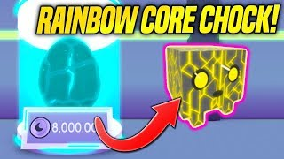 PLEASE RAINBOW C0RE SHOCK I NEED YOU COME OUT IN PET SIMULATOR!! (Roblox)